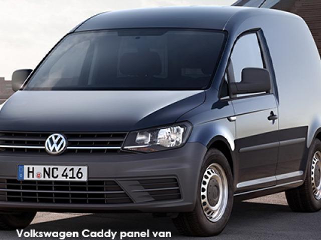 Volkswagen Caddy 1.6 panel van