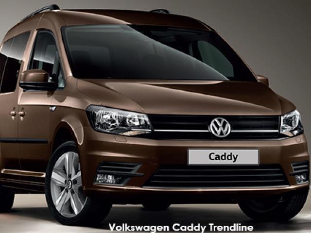 Volkswagen Caddy 2.0TDI Trendline