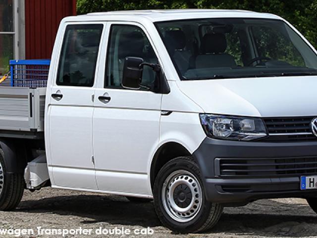 Volkswagen Transporter 2.0BiTDI double cab auto