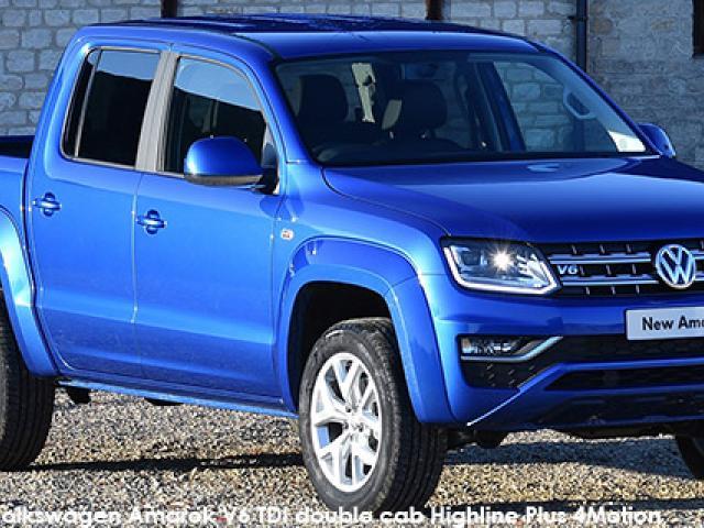 Volkswagen Amarok 2.0TDI double cab Comfortline
