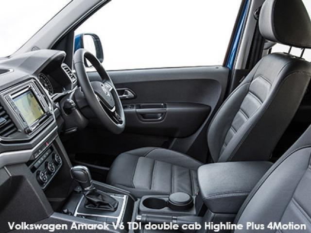 Volkswagen Amarok 2.0BiTDI double cab Highline Plus auto