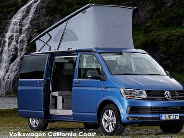 Volkswagen California Coast 2.0BiTDI 4Motion