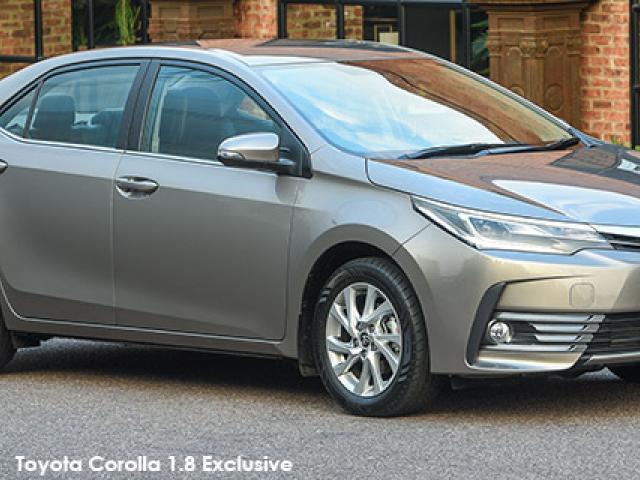 Toyota Corolla 1.6 Prestige
