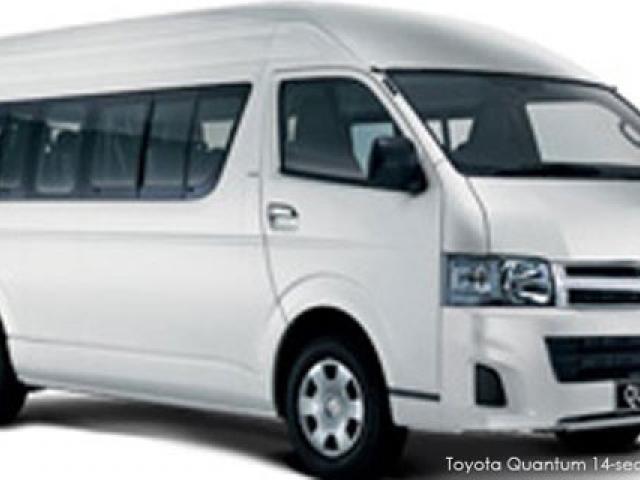 cc48e7493d Toyota Quantum 2.7 GL 14-seater bus