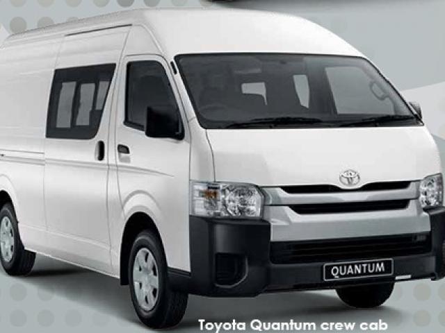 7ccdd4c010 Toyota Quantum 2.5D-4D crew cab
