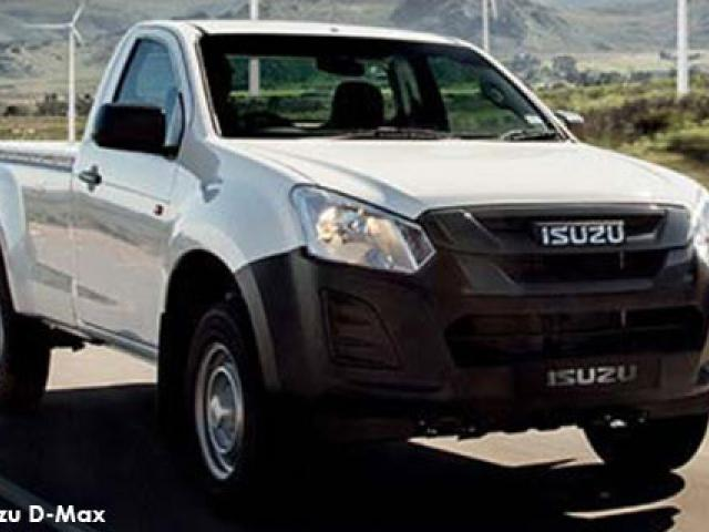 Isuzu D-Max 250 Fleetside