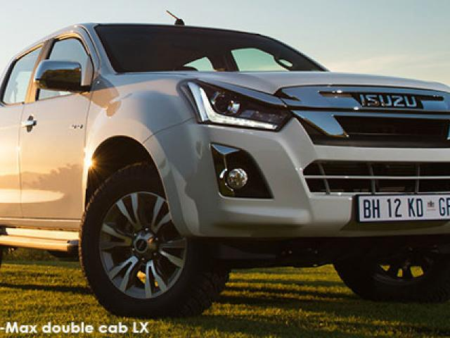 Isuzu D-Max 250 double cab 4x4 Hi-Ride