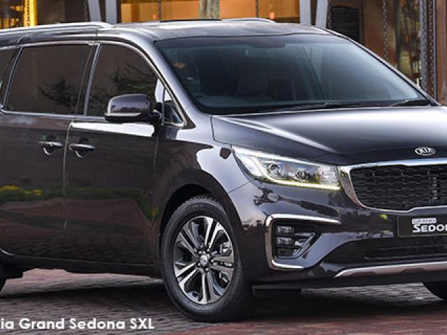 Kia Grand Sedona 2.2CRDi EX+