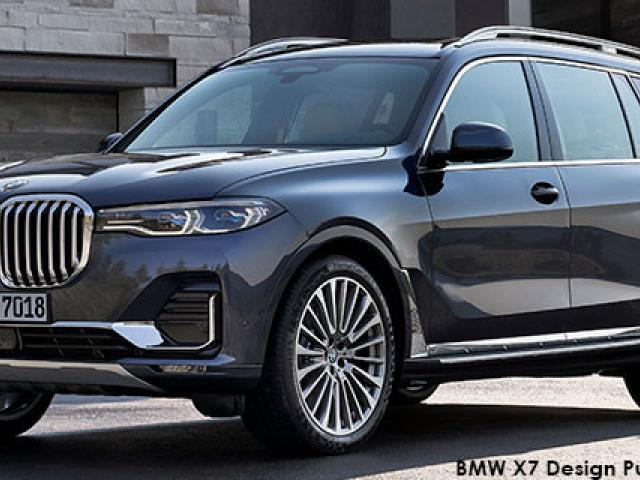BMW X7 xDrive30d Design Pure Excellence