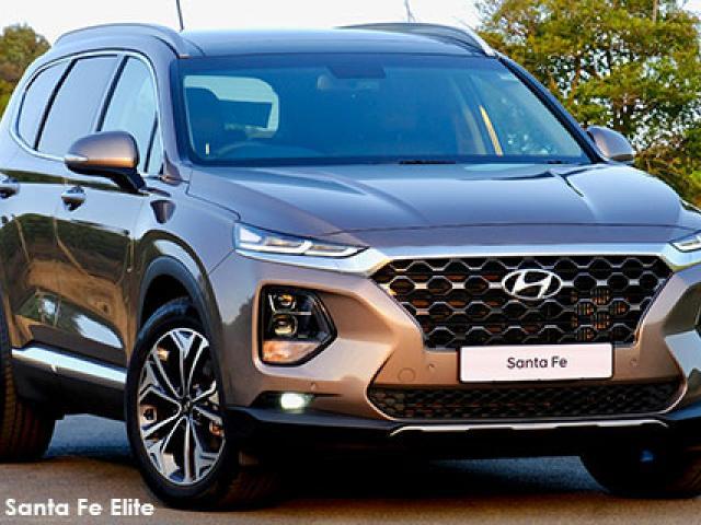 Hyundai Santa Fe 2.2D Executive