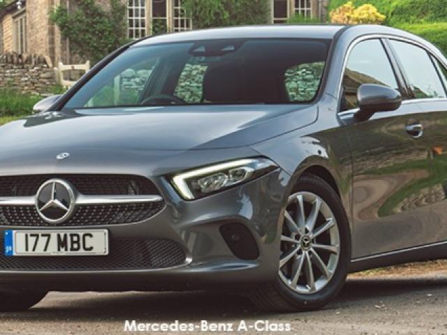 Mercedes-Benz A-Class A200d hatch Style