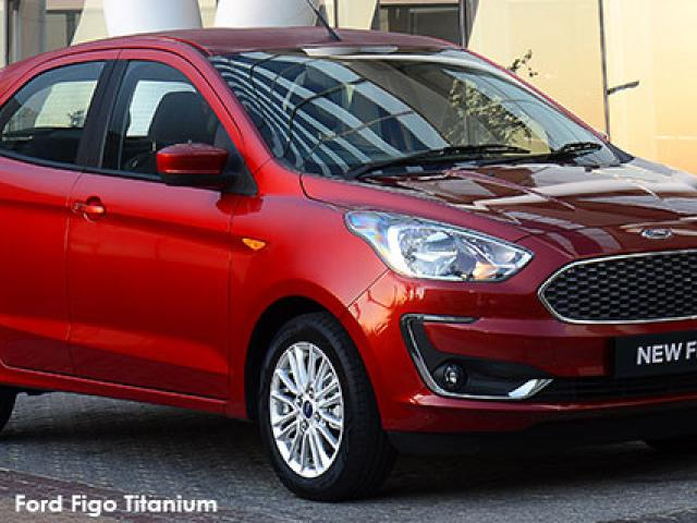 Ford Figo hatch 1.5 Titanium
