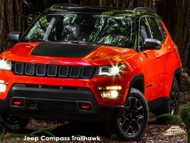 Jeep Compass 2.4 4x4 Trailhawk