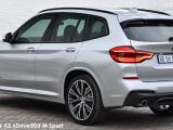 BMW X3 sDrive18d M Sport - Thumbnail 2