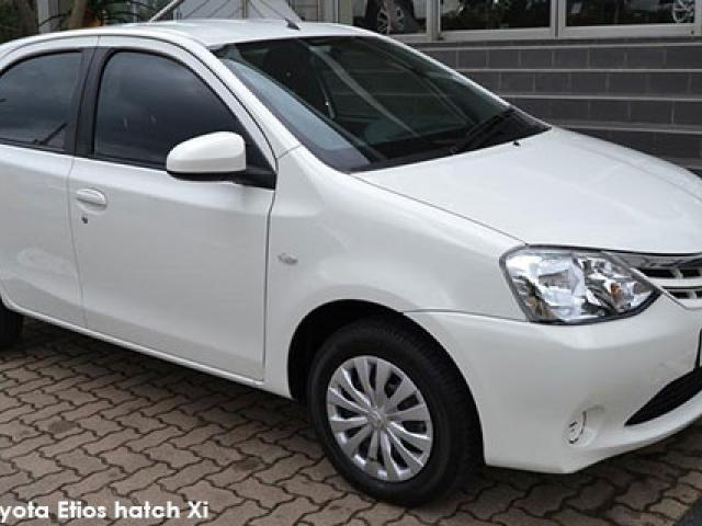 Toyota Etios hatch 1.5 Xi