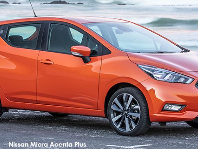 Nissan Micra 66kW turbo Acenta Plus Tech