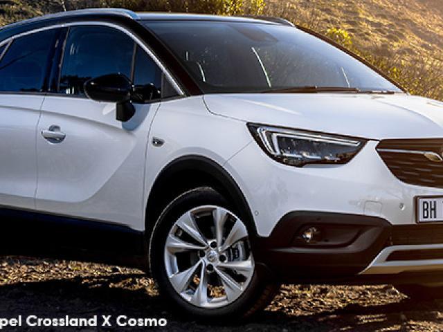Opel Crossland X 1.2 Turbo Cosmo auto