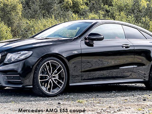 Mercedes-AMG E-Class E53 coupe 4Matic+