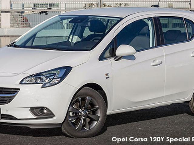 Opel Corsa 1.0T Enjoy 120Y Special Edition