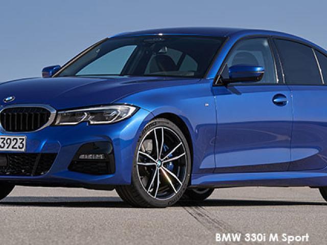 BMW 3 Series 320d M Sport Launch Edition