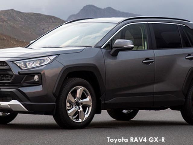 Toyota RAV4 2.0 AWD GX-R