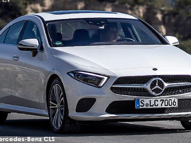Mercedes-Benz CLS CLS400d 4Matic