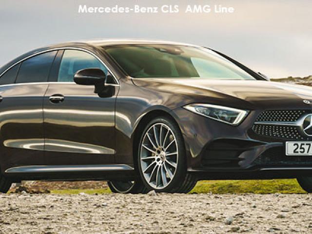 Mercedes-Benz CLS CLS400d 4Matic AMG Line
