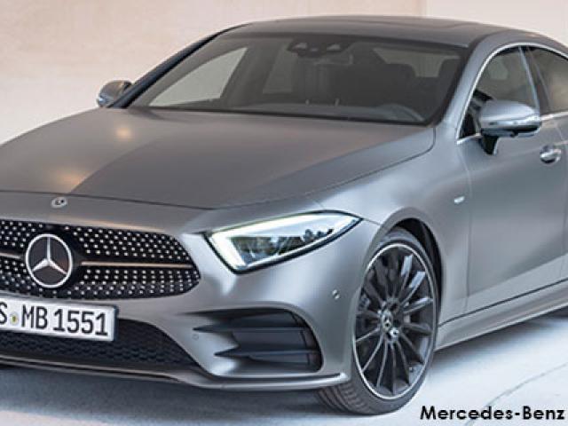 Mercedes-Benz CLS CLS400d 4Matic Edition 1