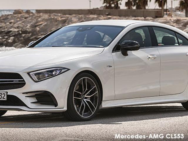 Mercedes-AMG CLS CLS53 4Matic+