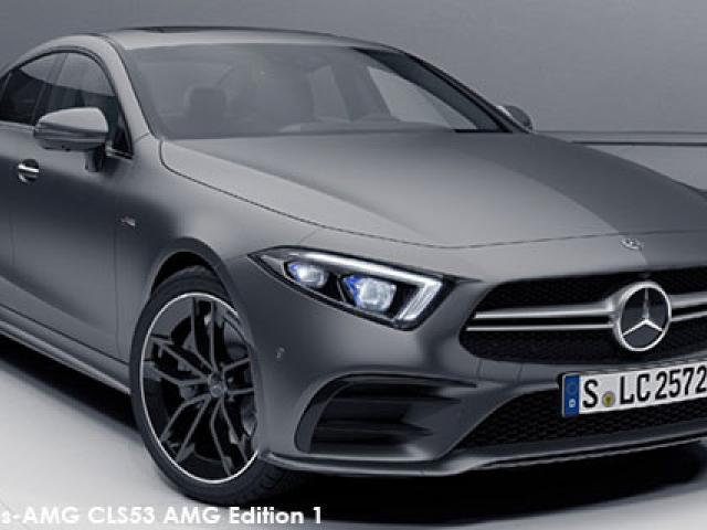 Mercedes-AMG CLS CLS53 4Matic+ Edition 1