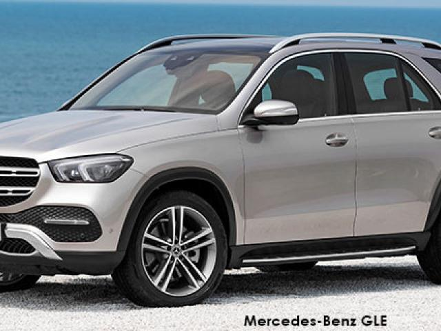 Mercedes-Benz GLE GLE300d 4Matic