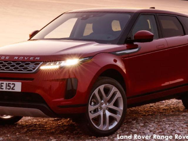 Land Rover Range Rover Evoque D180 SE