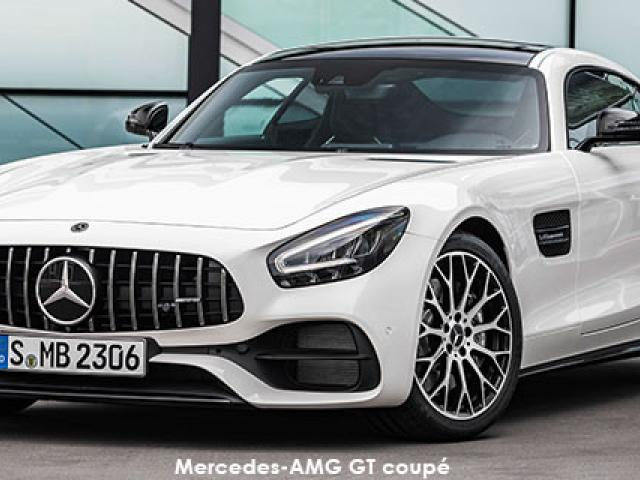 Mercedes-AMG GT GT S coupe