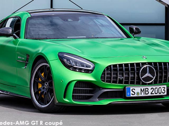 Mercedes-AMG GT GT R coupe