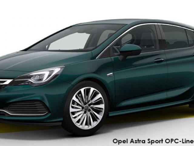 Opel Astra hatch 1.6T Sport OPC-Line
