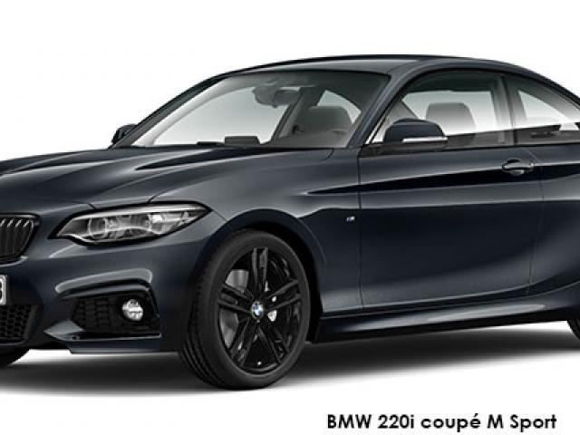 BMW 2 Series 220i coupe M Sport sports-auto