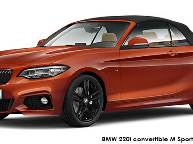 BMW 2 Series 220i convertible M Sport sports-auto