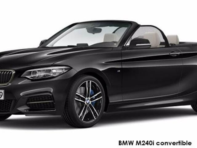 BMW 2 Series M240i convertible sports-auto