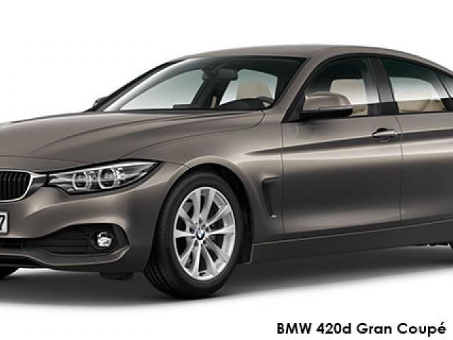 BMW 4 Series 420d Gran Coupe sports-auto