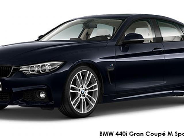 BMW 4 Series 420d Gran Coupe M Sport sports-auto