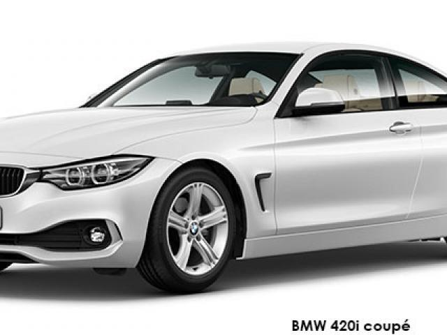 BMW 4 Series 420d coupe sports-auto