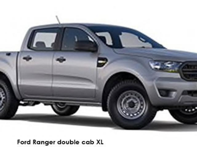 Ford Ranger 2.2TDCi double cab 4x4 XL