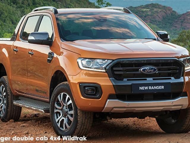 Ford Ranger 2.0Bi-Turbo double cab 4x4 Wildtrak