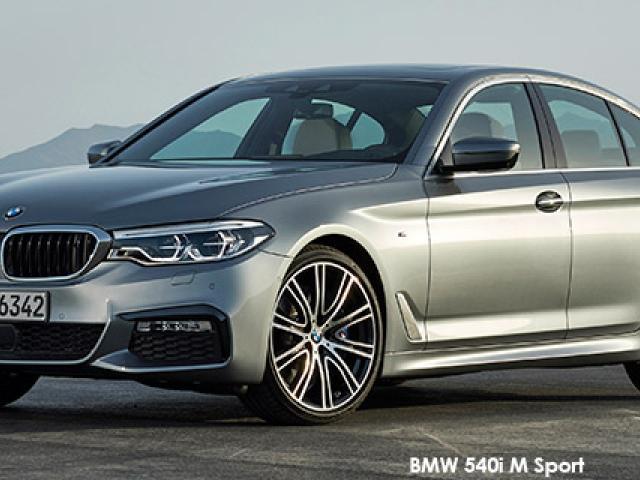 BMW 5 Series 540i M Sport