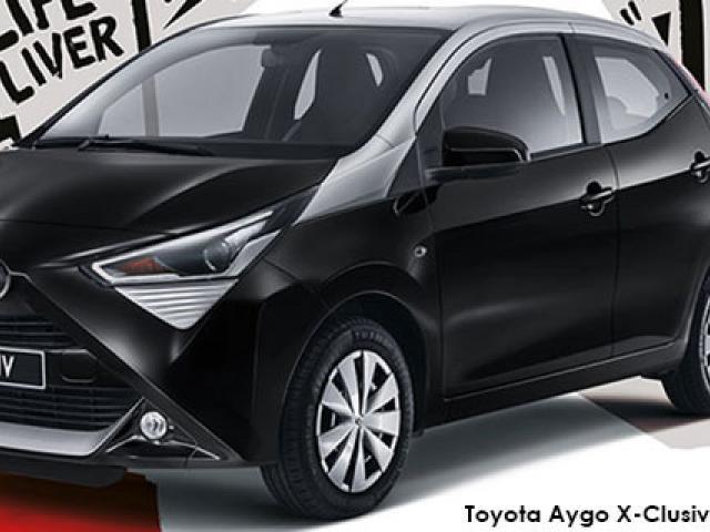 Toyota Aygo 1.0 X-Clusiv