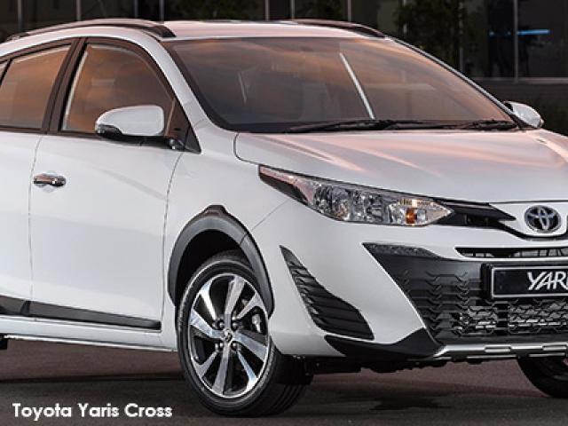 Toyota Yaris Cross 1.5