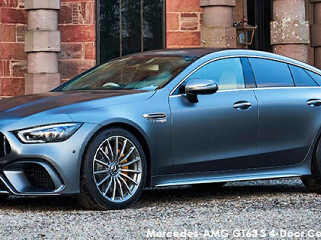 Mercedes-AMG GT GT63 S 4Matic+ 4-Door Coupe