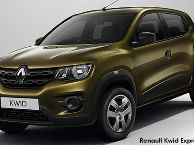 Renault Kwid 1.0 Expression