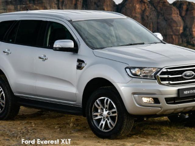Ford Everest 3.2TDCi 4WD XLT