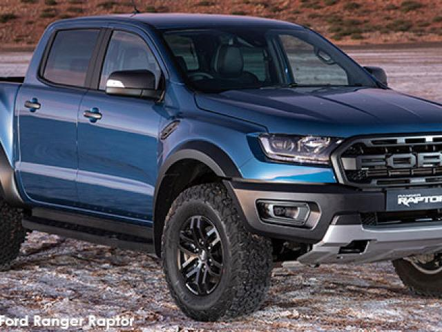 Ford Ranger 2.0Bi-Turbo double cab 4x4 Raptor